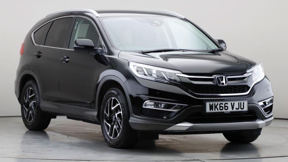 2016 Used Honda CR-V 1.6L SE Plus Navi i-DTEC