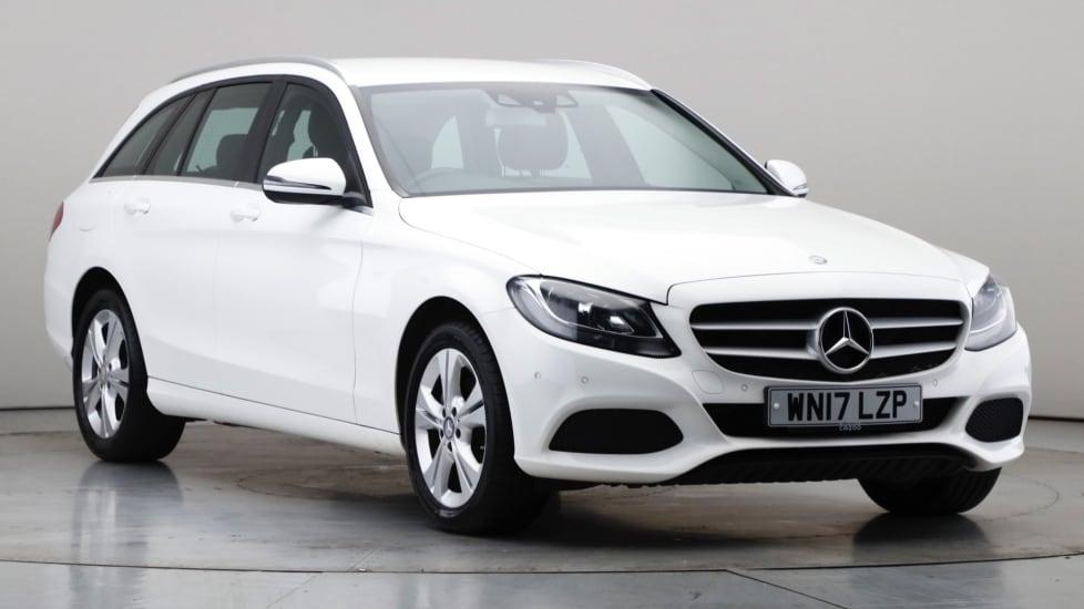 2017 Used Mercedes-Benz C Class 2.1L SE Executive Edition C220d