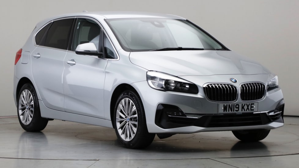 2019 Used BMW 2 Series Active Tourer 1.5L Luxury 218i