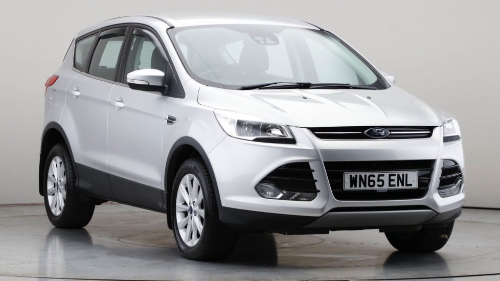 2015 Used Ford Kuga 2L Titanium TDCi