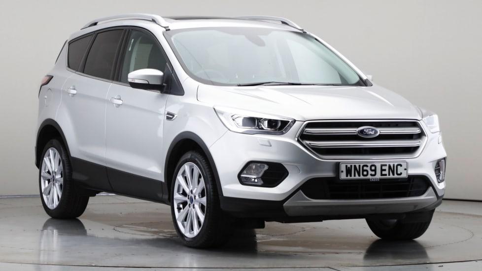 2019 Used Ford Kuga 1.5L Titanium X Edition EcoBoost T