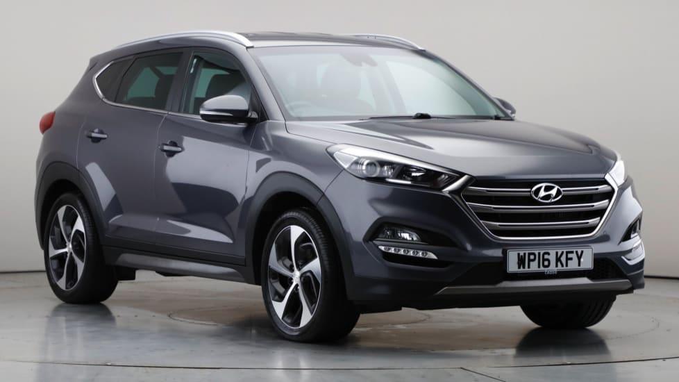 2016 Used Hyundai Tucson 2L Premium CRDi