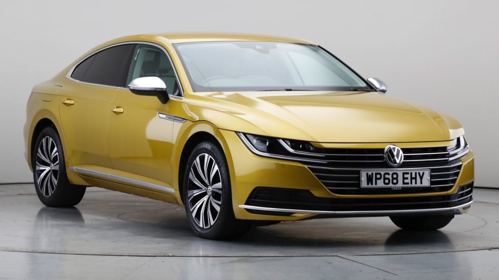 2018 Used Volkswagen Arteon 1.5L Elegance TSI EVO