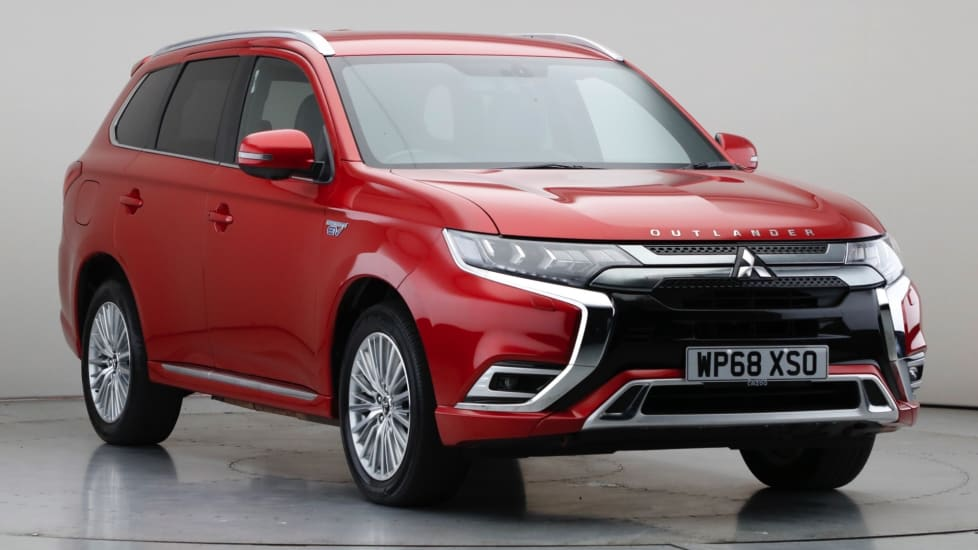 2018 Used Mitsubishi Outlander 2.4L 5h h TwinMotor
