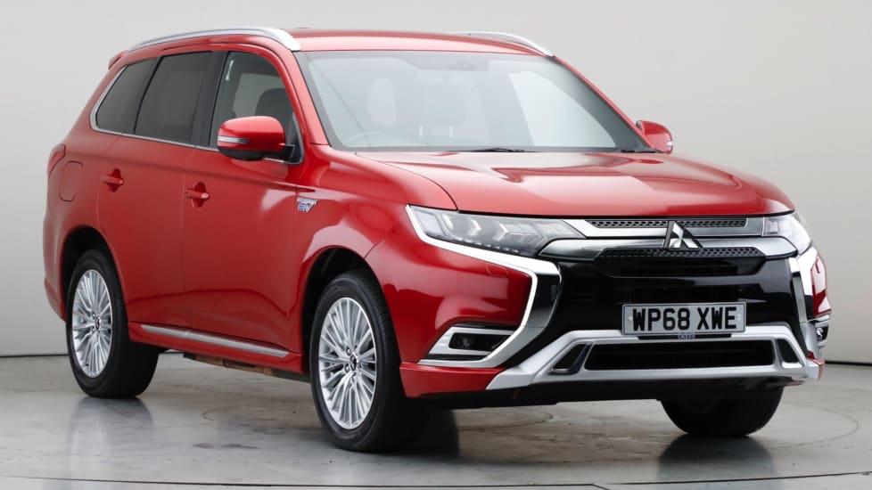 2018 Used Mitsubishi Outlander 2.4L 4h h TwinMotor
