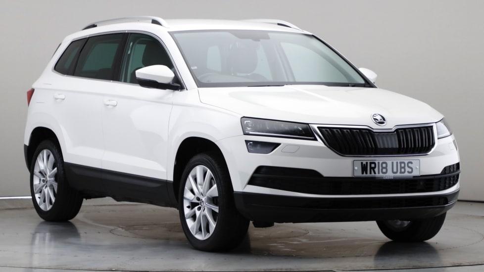 2018 Used Skoda Karoq 1.5L SE L TSI