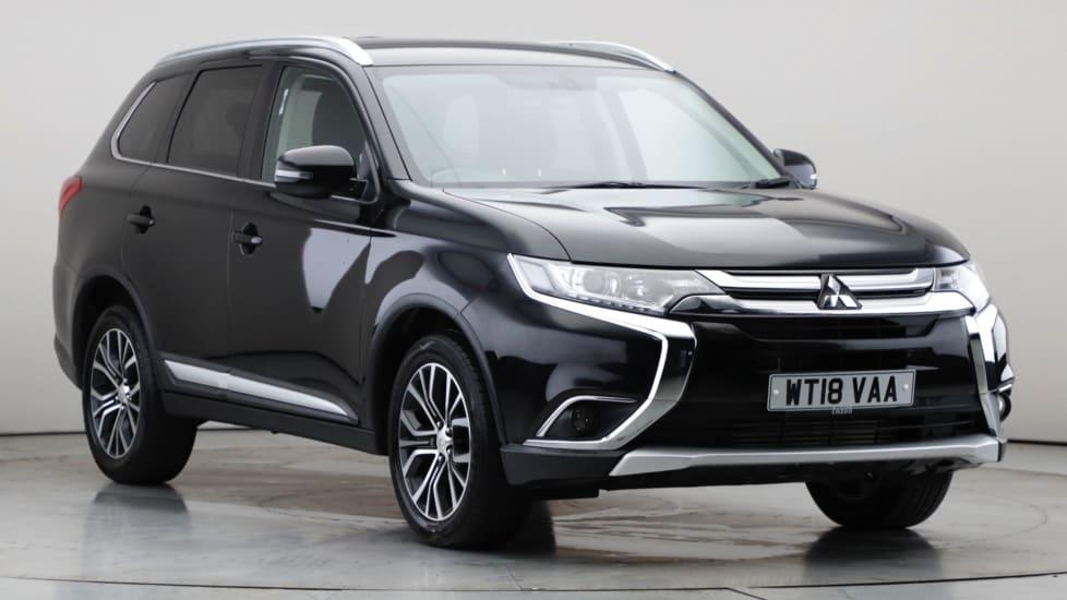 2018 Used Mitsubishi Outlander 2.3L 3 DI-D