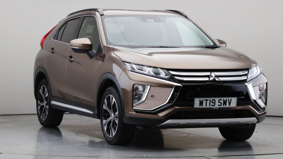 2019 Used Mitsubishi Eclipse Cross 1.5L 3 T