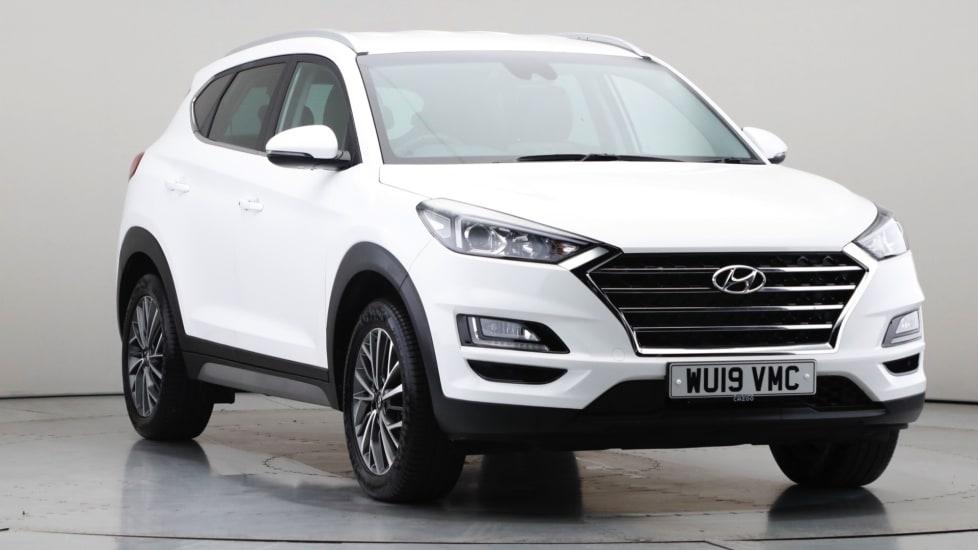 2019 Used Hyundai Tucson 1.6L Premium GDi