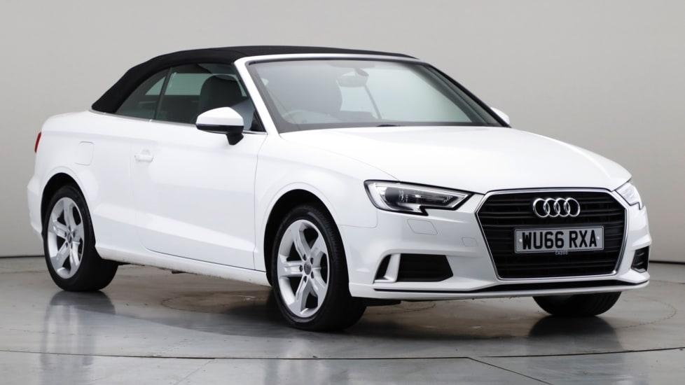 2016 Used Audi A3 Cabriolet 1.6L Sport TDI
