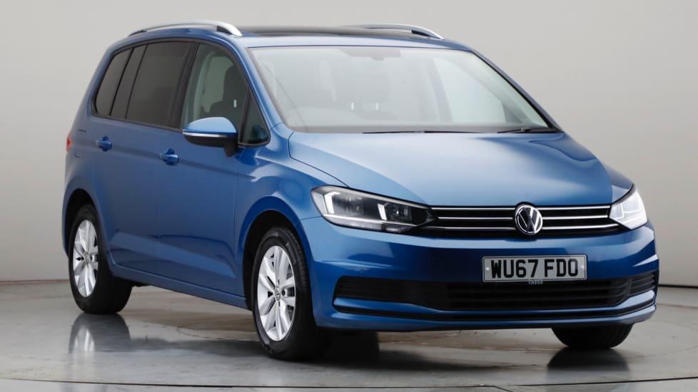 2017 Used Volkswagen Touran 1.2L SE Family TSI
