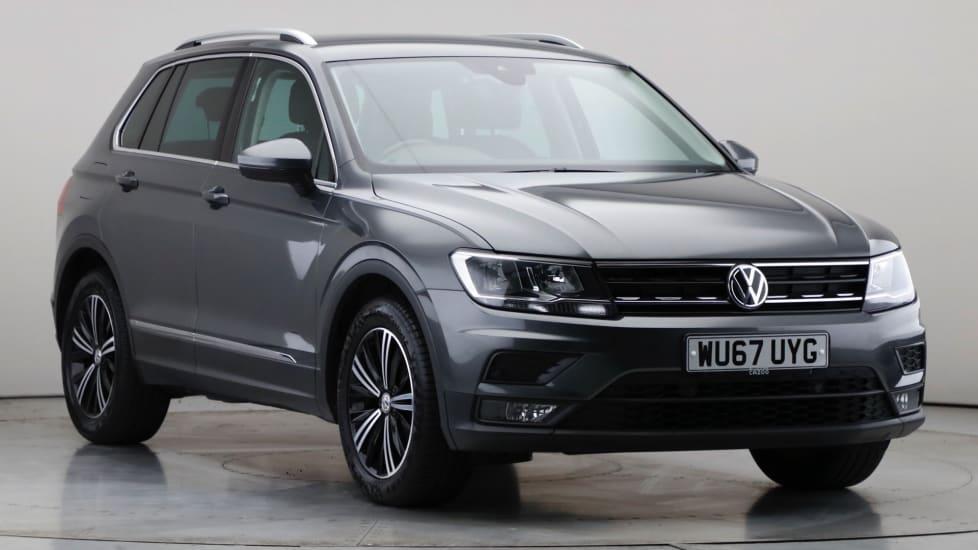 2017 Used Volkswagen Tiguan 2L SE Navigation TDI