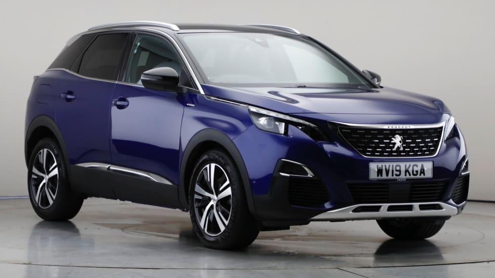 2019 Used Peugeot 3008 1.5L GT Line BlueHDi