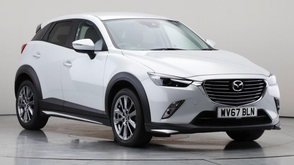 2017 Used Mazda CX-3 2L GT Sport SKYACTIV-G
