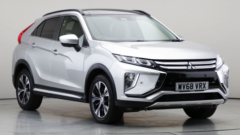 2018 Used Mitsubishi Eclipse Cross 1.5L 4 T