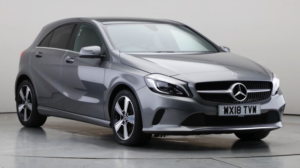 2018 Used Mercedes-Benz A Class 1.6L Sport Edition Plus A200