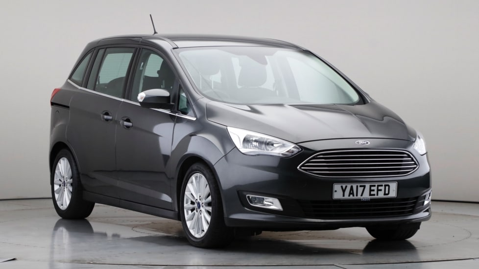 2017 Used Ford Grand C-Max 1.5L Titanium TDCi