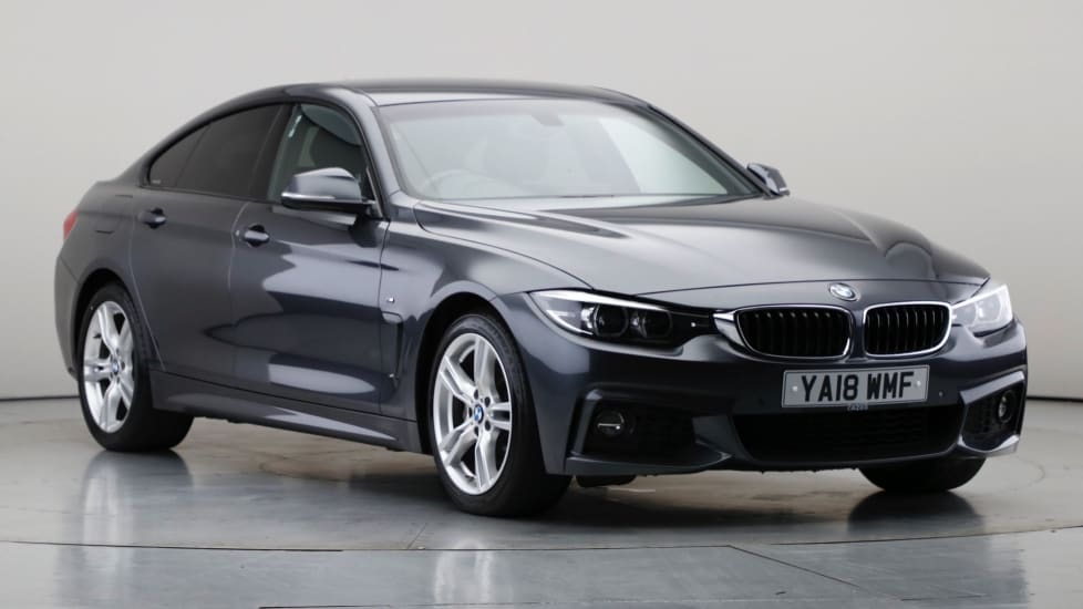 2018 Used BMW 4 Series Gran Coupe 3L M Sport 440i