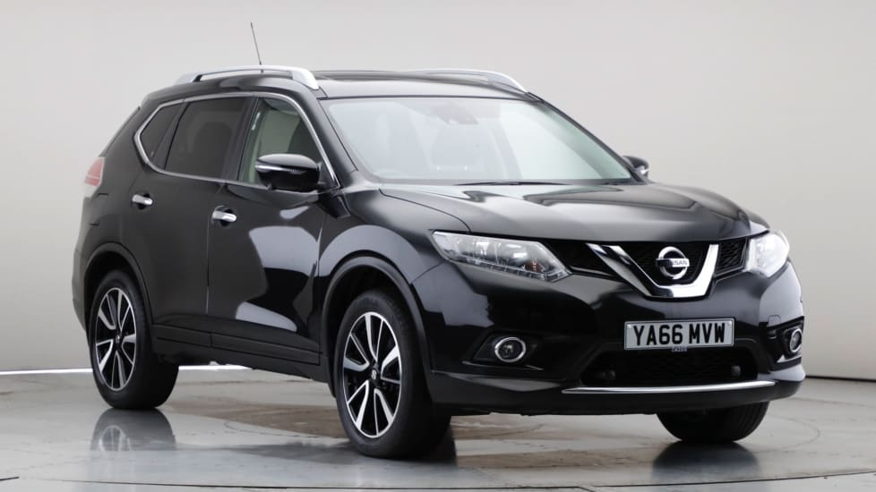 2016 Used Nissan X-Trail 1.6L n-tec dCi