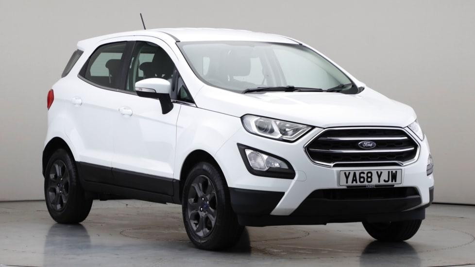 2018 Used Ford EcoSport 1L Zetec EcoBoost T