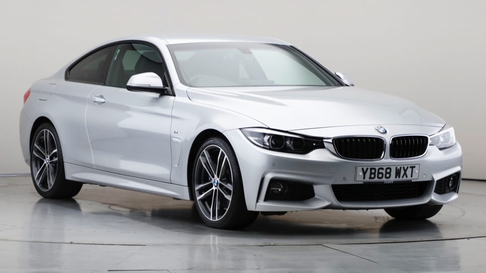 2018 Used BMW 4 Series 3L M Sport 440i