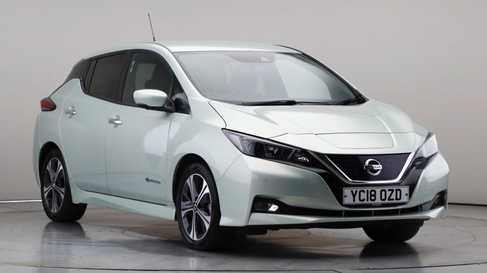 2018 Used Nissan Leaf 2.Zero
