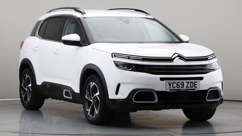 2019 Used Citroen C5 Aircross 1.2L Flair PureTech