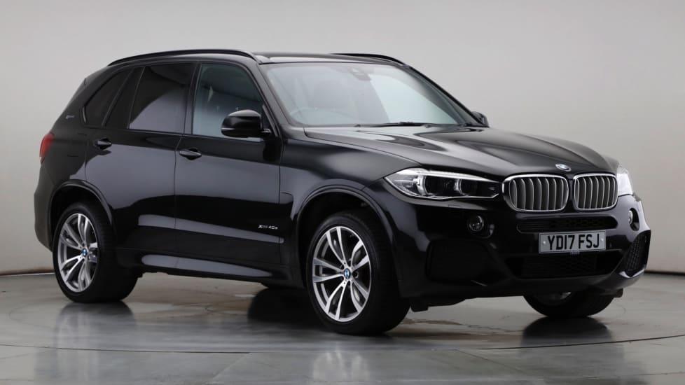 2017 Used BMW X5 2L M Sport 40e