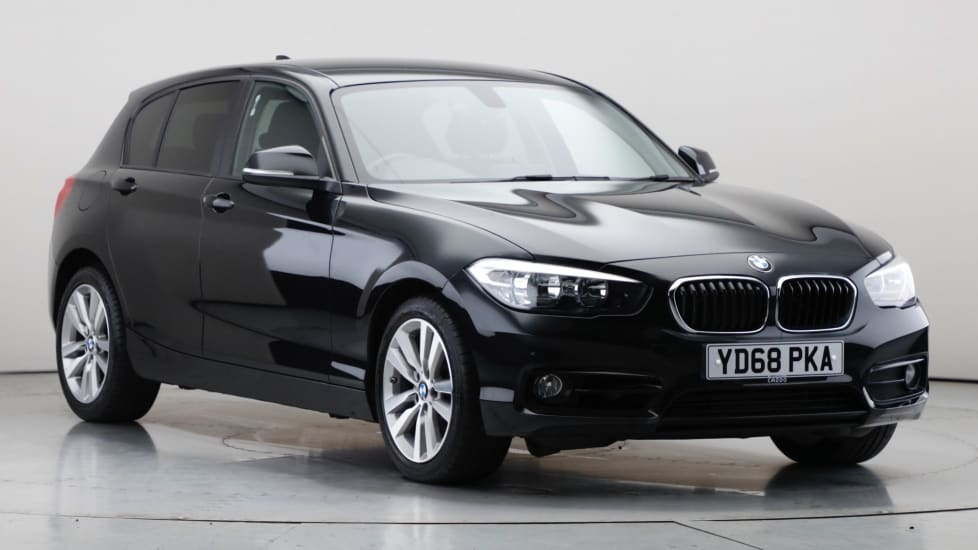 2018 Used BMW 1 Series 1.5L Sport 118i