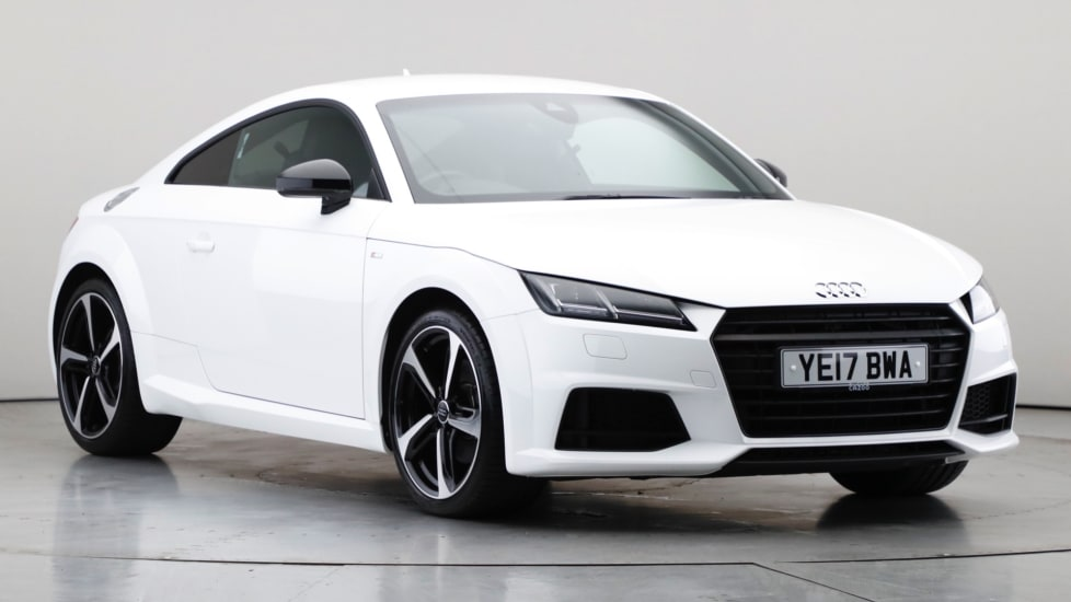 2017 Used Audi TT 2L Black Edition TFSI