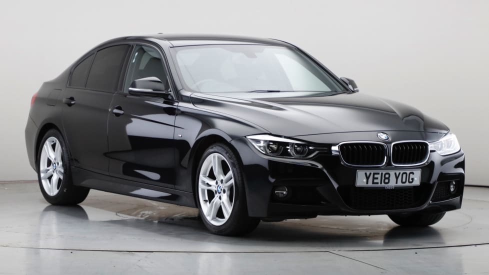 2018 Used BMW 3 Series 2L M Sport 320i