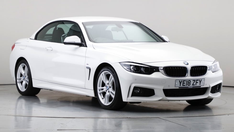 2018 Used BMW 4 Series 2L M Sport 420d