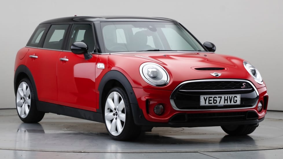 2017 Used Mini Clubman 2L Cooper S