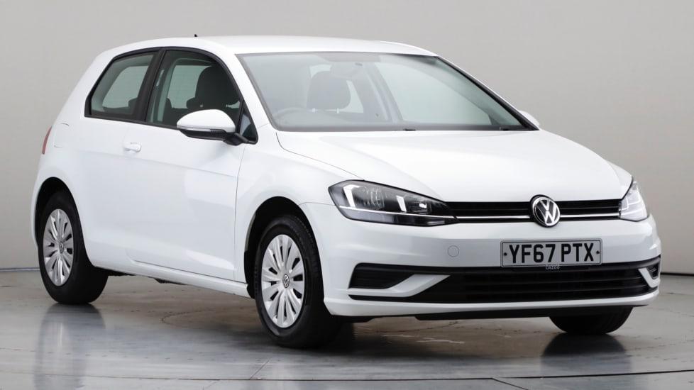 2017 Used Volkswagen Golf 1L S TSI