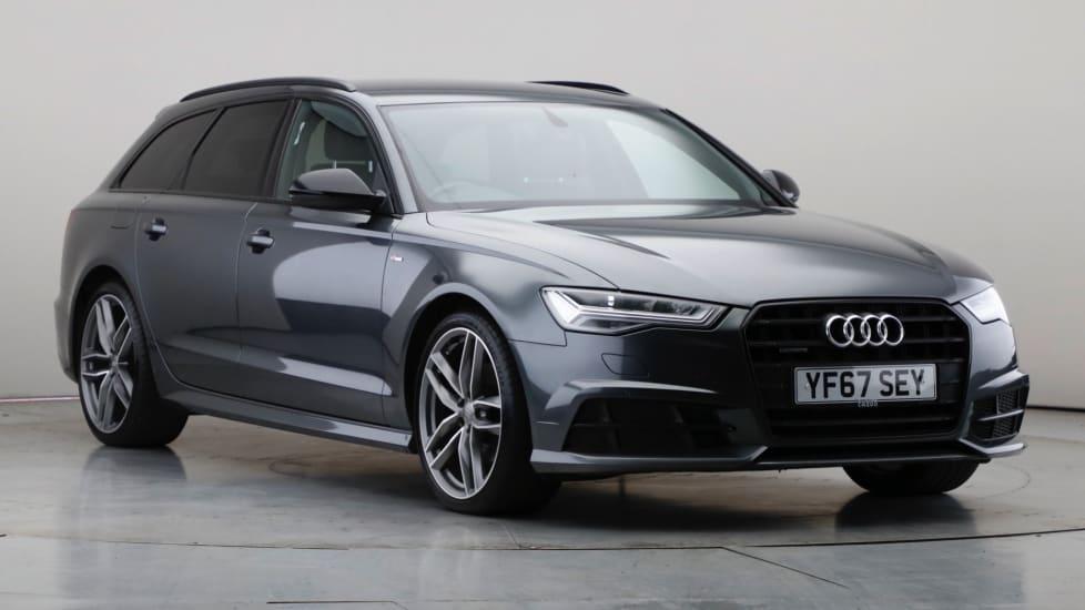 2017 Used Audi A6 Avant 2L Black Edition TDI