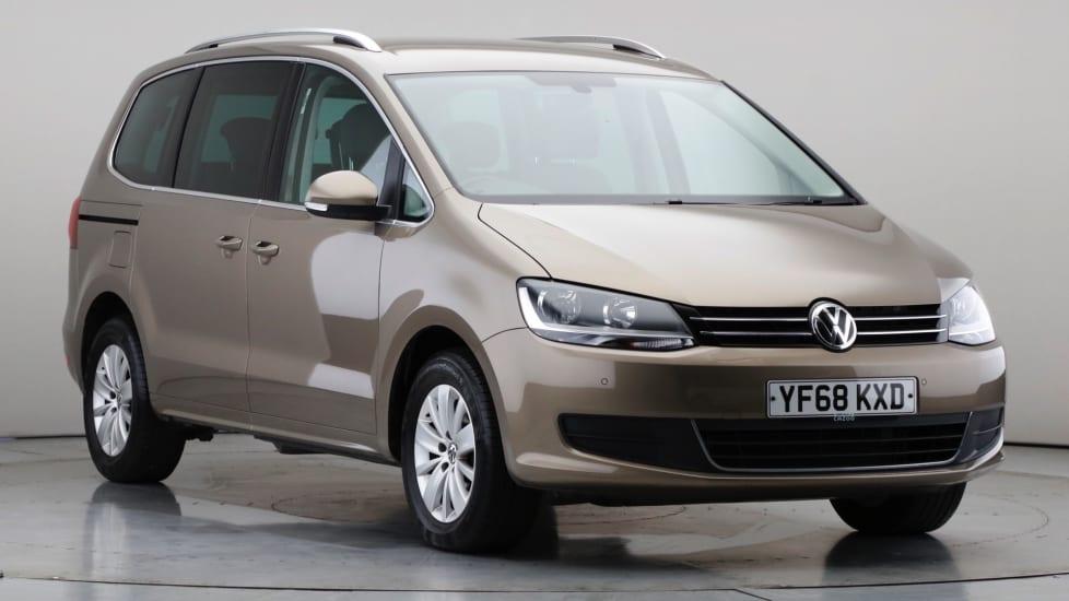 2018 Used Volkswagen Sharan 2L SE TDI
