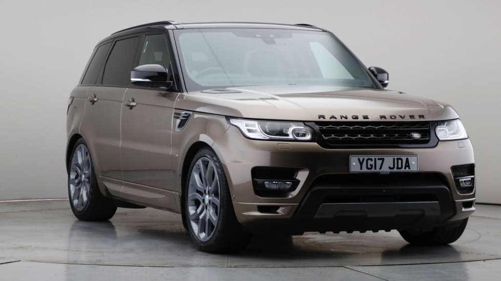 2017 Used Land Rover Range Rover Sport 3L Autobiography Dynamic SD