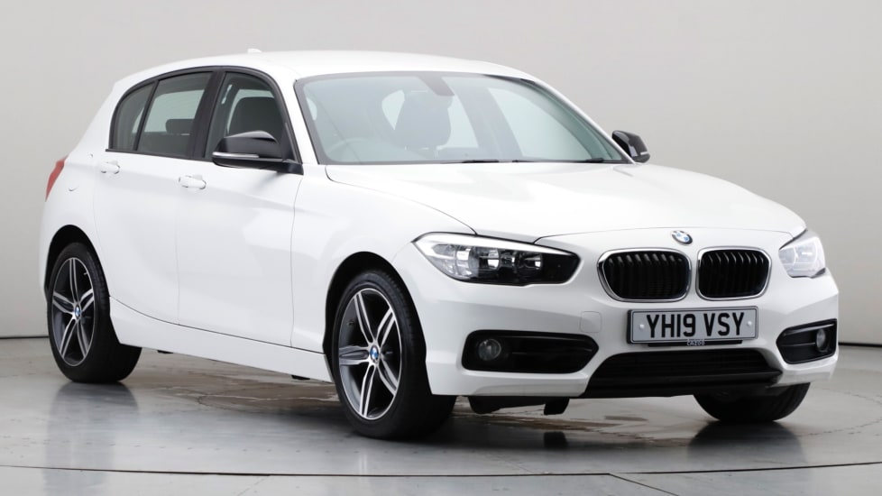 2019 Used BMW 1 Series 1.5L Sport 118i