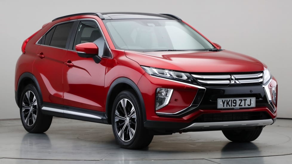 2019 Used Mitsubishi Eclipse Cross 1.5L 4 T