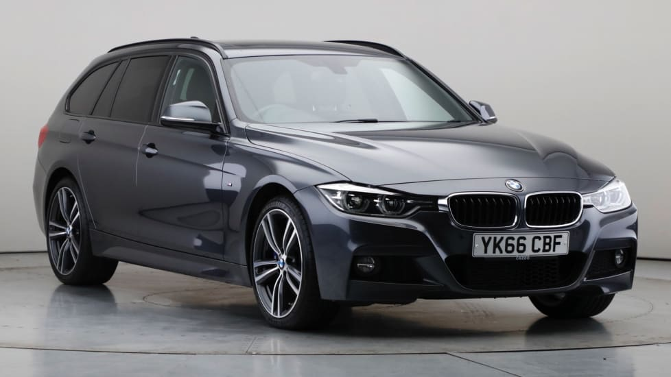 2016 Used BMW 3 Series 2L M Sport 320d
