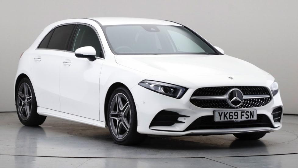2019 Used Mercedes-Benz A Class 1.5L AMG Line A180d