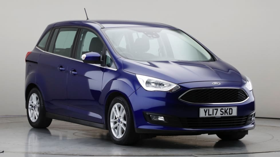 2017 Used Ford Grand C-Max 1L Zetec EcoBoost T