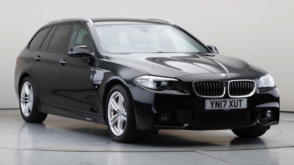 2017 Used BMW 5 Series 3L M Sport 535d