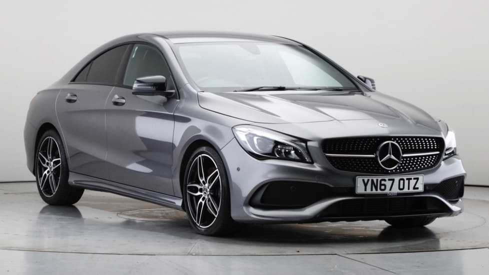 2017 Used Mercedes-Benz CLA Class 2.1L AMG Line CLA220d