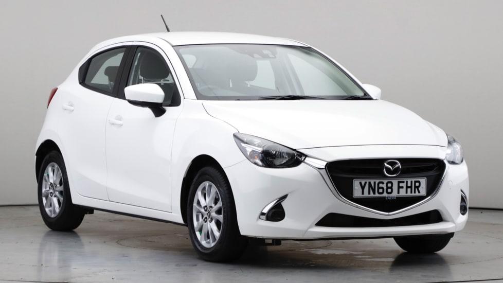 2018 Used Mazda Mazda2 1.5L SE-L Nav+ SKYACTIV-G