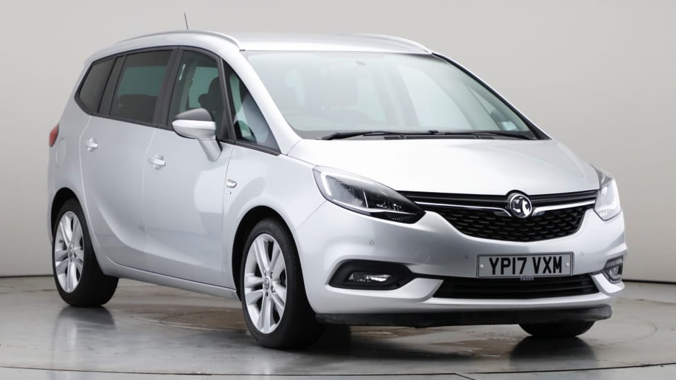 2017 Used Vauxhall Zafira Tourer 1.4L SRi i Turbo