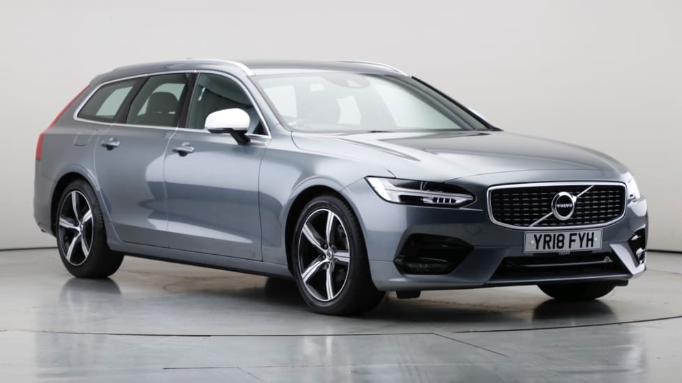 2018 Used Volvo V90 2L R-Design D4