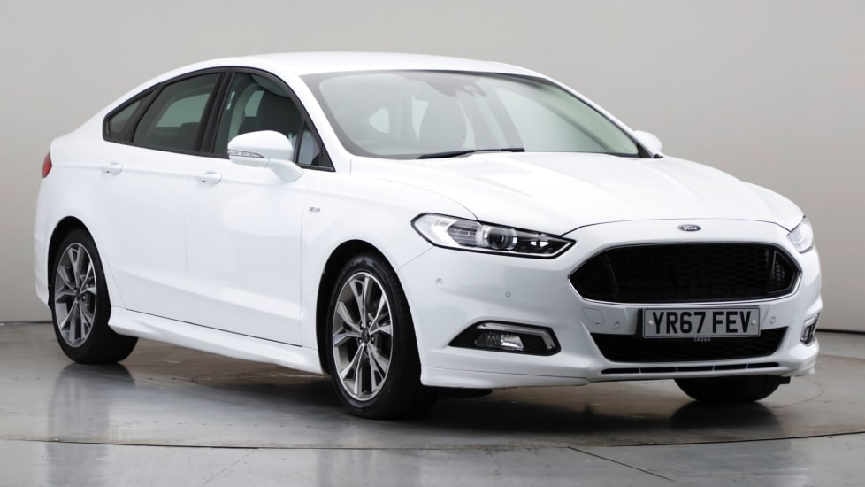 2017 Used Ford Mondeo 2L ST-Line X TDCi