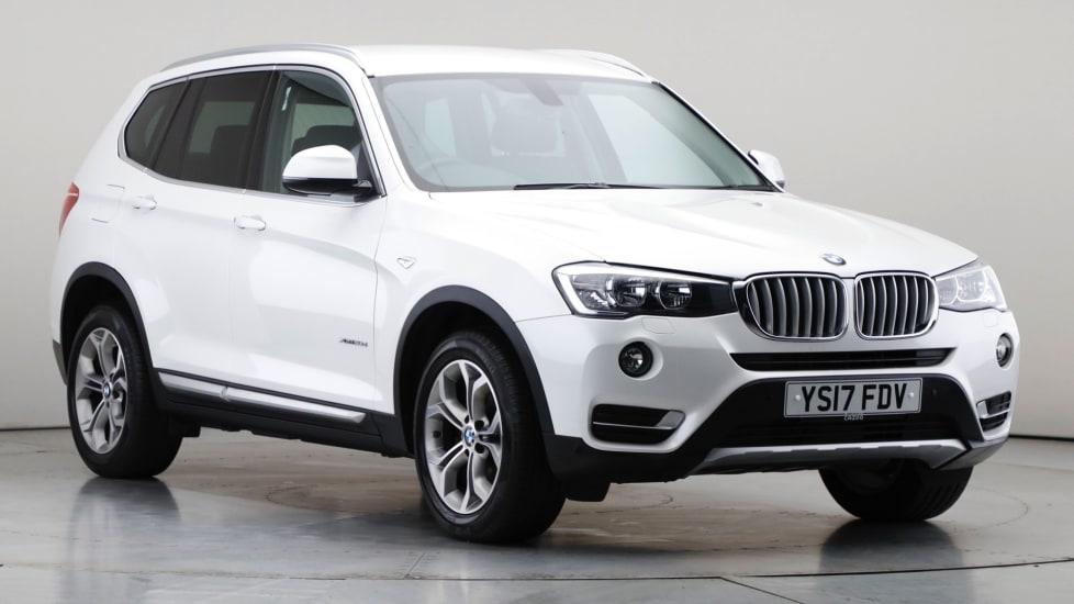 2017 Used BMW X3 2L xLine 20d