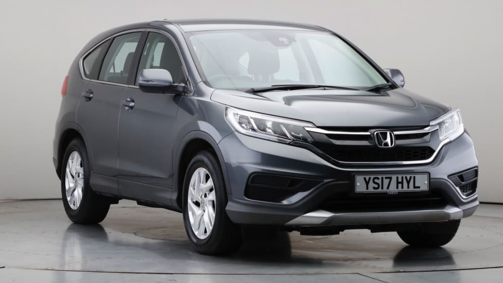 2017 Used Honda CR-V 2L S Plus i-VTEC
